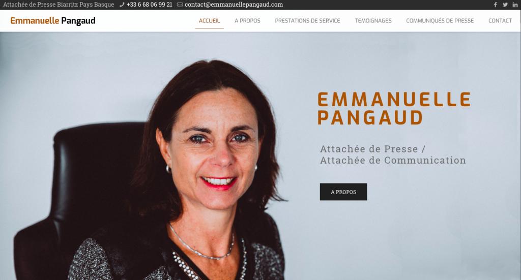 Emmanuelle Pangaud